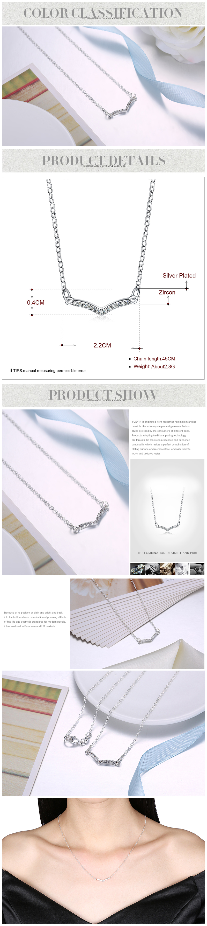 Necklaces NHKL12270