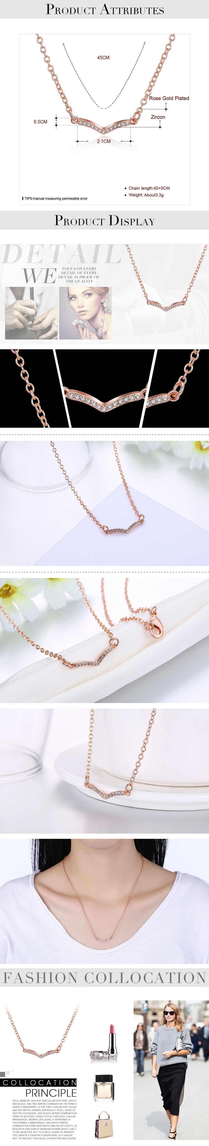 Necklaces NHKL12299