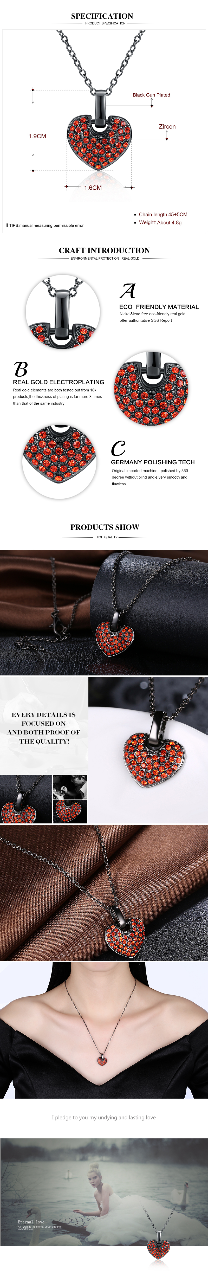 Necklaces NHKL12096