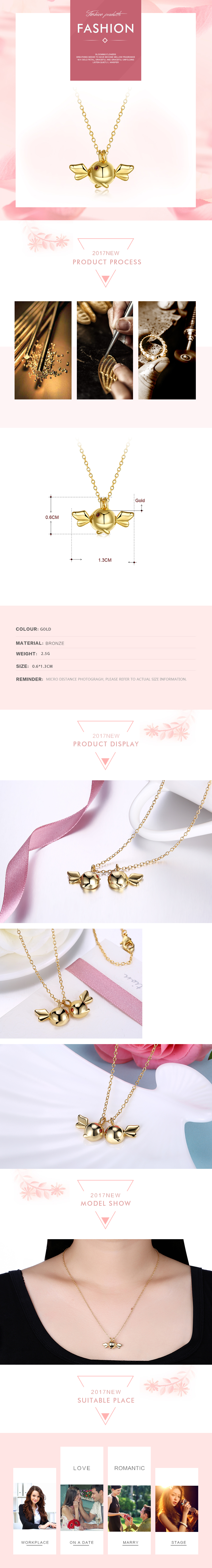 Necklaces NHKL12182