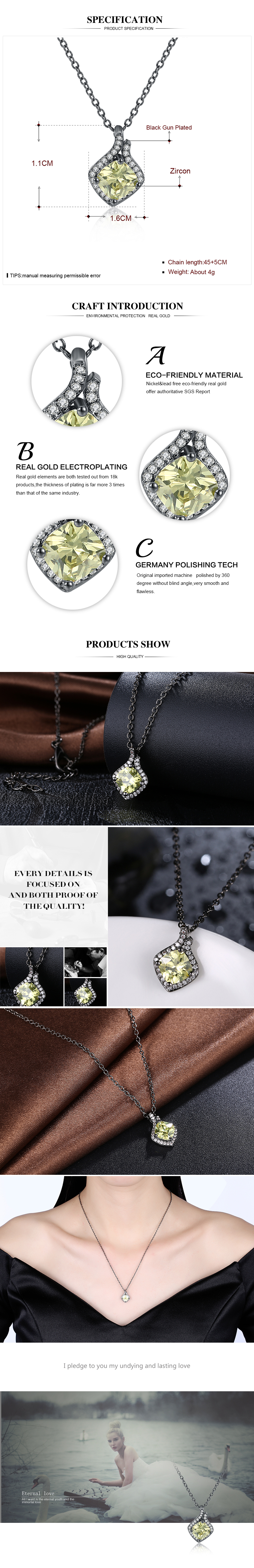 Necklaces NHKL12092