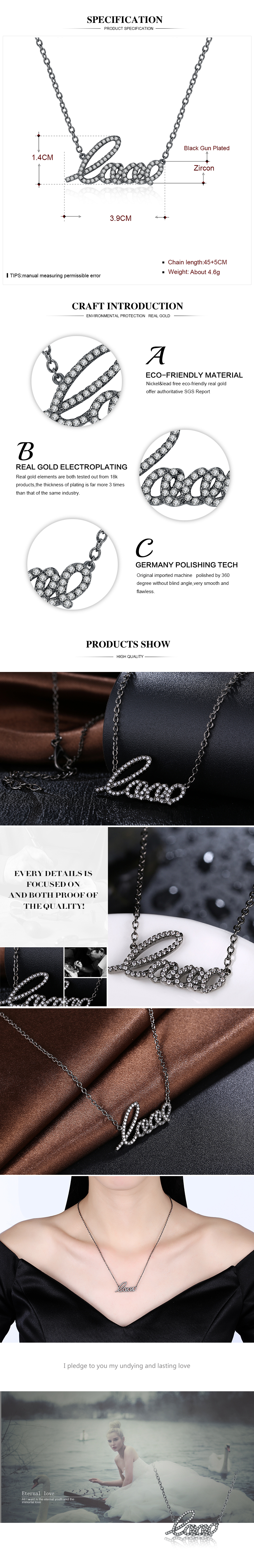 Necklaces NHKL12093