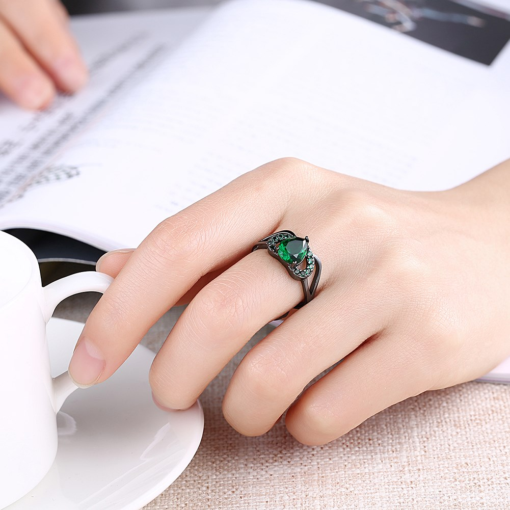 Female fashion rings NHKL11595-D-9