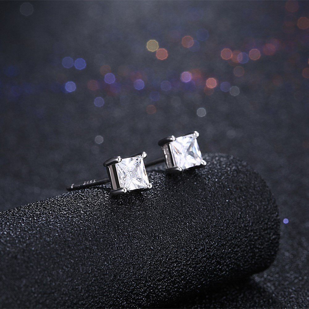 Fashion stud earrings NHKL11768