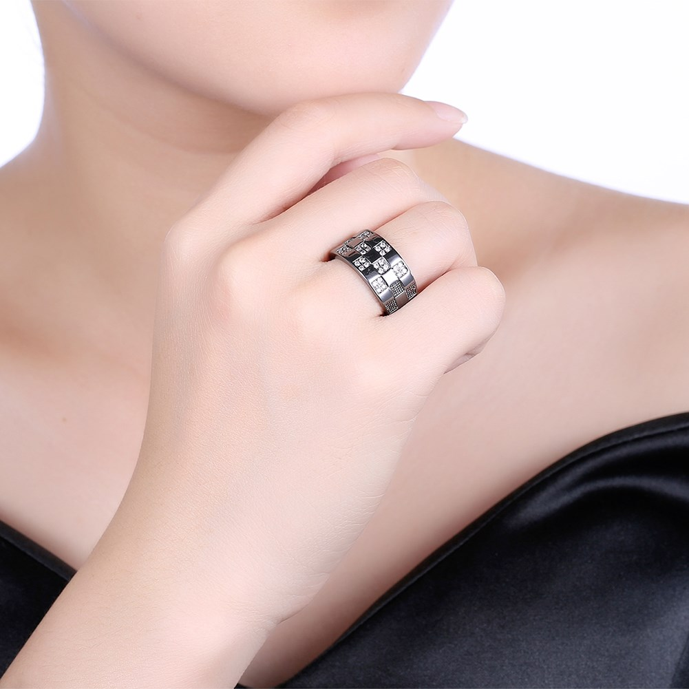 Fashion new simple and elegant ring NHKL201744