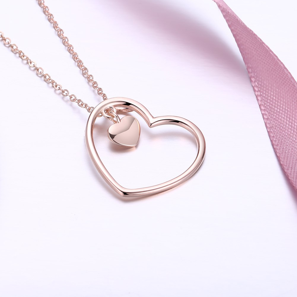 Rose Alloy  Necklaces NHKL12936
