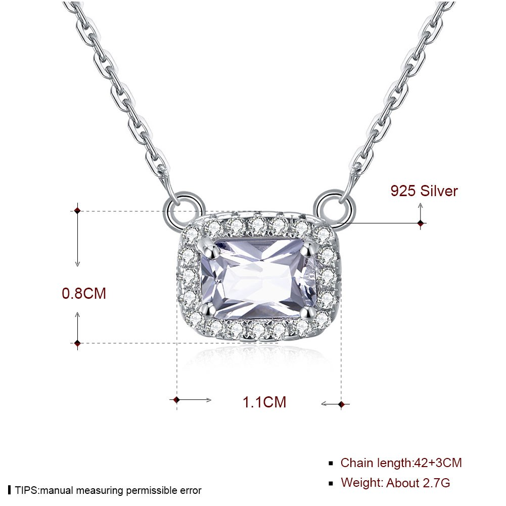 Platinum Plated  Necklaces NHKL13032