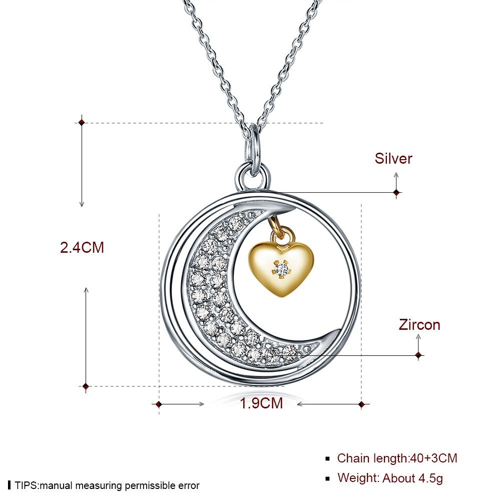 Platinum Plated  Necklaces NHKL9969