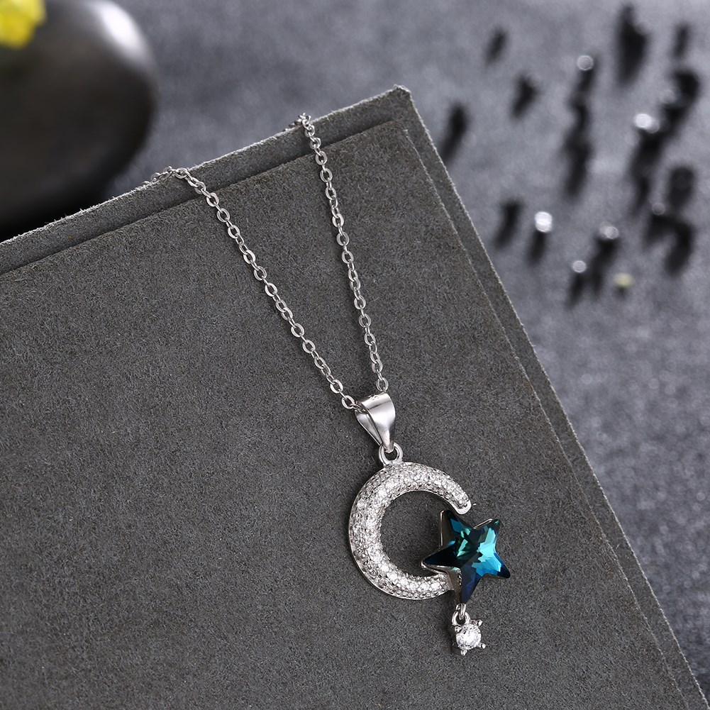 Platinum Plated  Necklaces NHKL10007