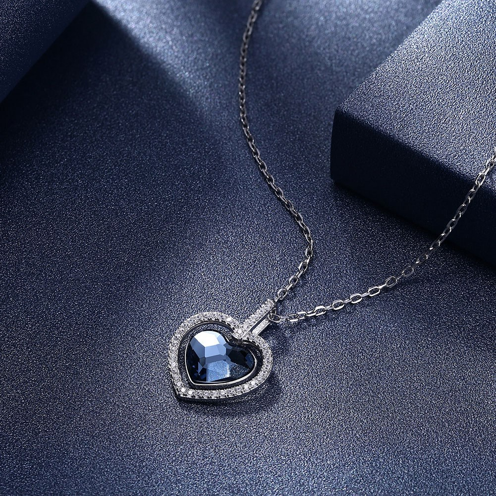 Platinum Plated  Necklaces NHKL10026