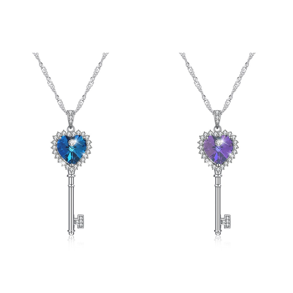 Platinum Plated  Necklaces NHKL13163-A