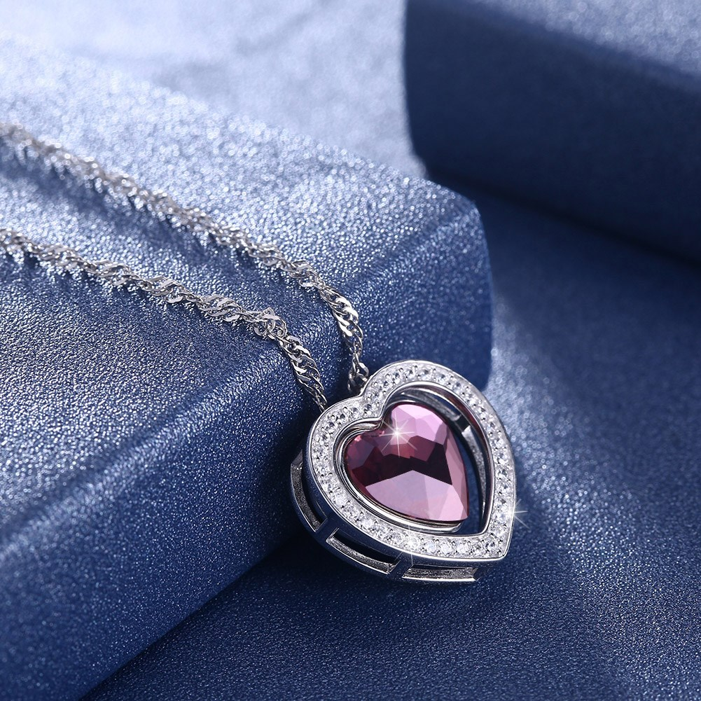 Platinum Plated  Necklaces NHKL13161