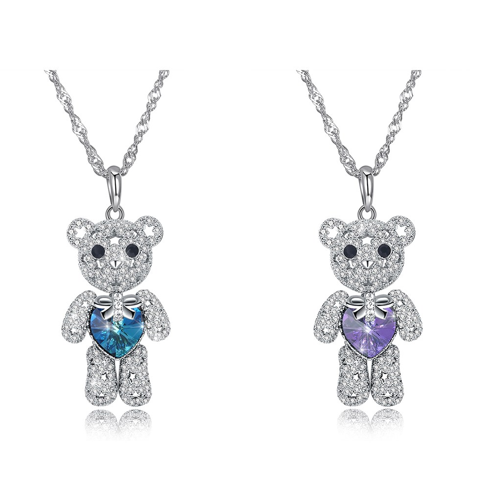 Platinum Plated  Necklaces NHKL13164-A