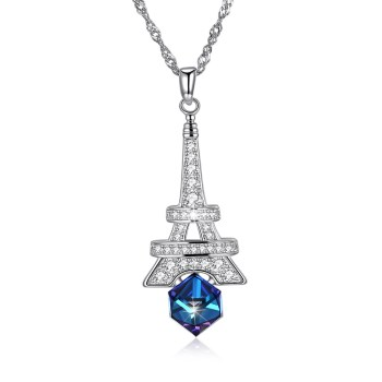 Platinum Plated  Necklaces NHKL13194